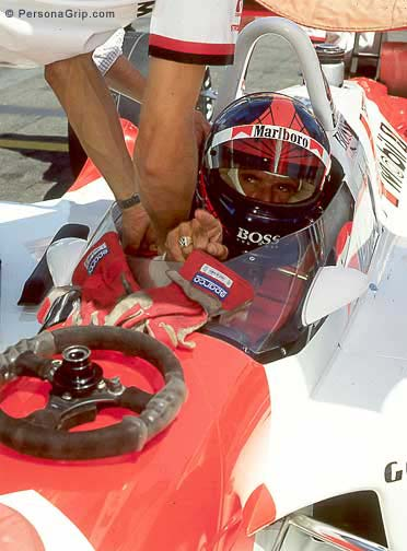 Emerson Fittipaldi Ser.#001 Wheel